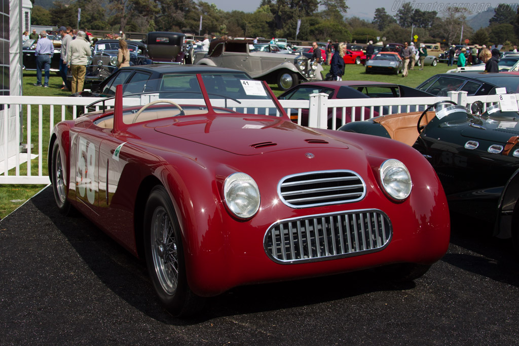 Alfa Romeo Plate Special - Chassis: P-002   - 2016 Monterey Auctions