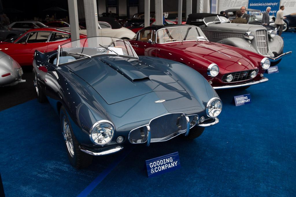 Aston Martin DB2/4 Bertone Spider - Chassis: LML/505   - 2016 Monterey Auctions