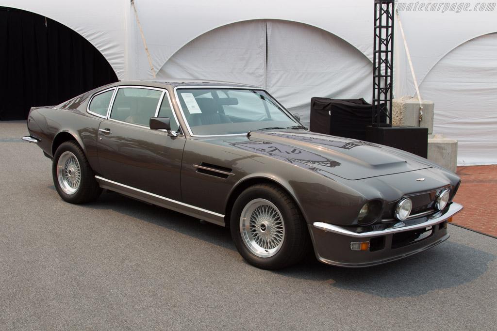 Aston martin v8 vantage oscar india chassis v8vol12332 2016 monterey auctions