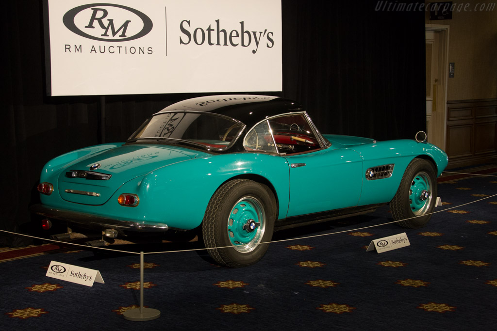 BMW 507 Roadster - Chassis: 70044   - 2016 Monterey Auctions