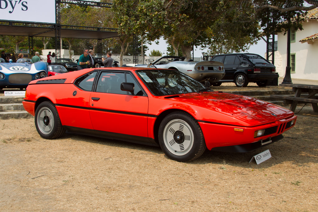 BMW M1 - Chassis: 4301348   - 2016 Monterey Auctions