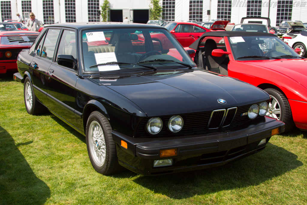 BMW M5 - Chassis: WBSDC930XJ2791970   - 2016 Monterey Auctions