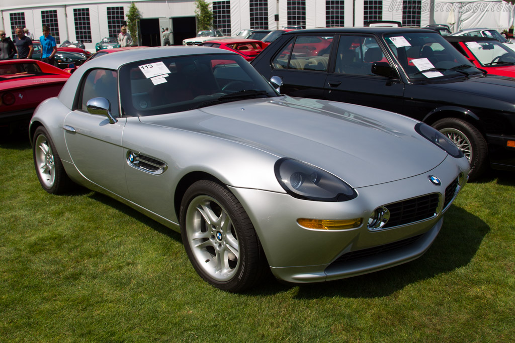 Bmw Z8 Chassis Wbaej13452ah61661 2016 Monterey Auctions
