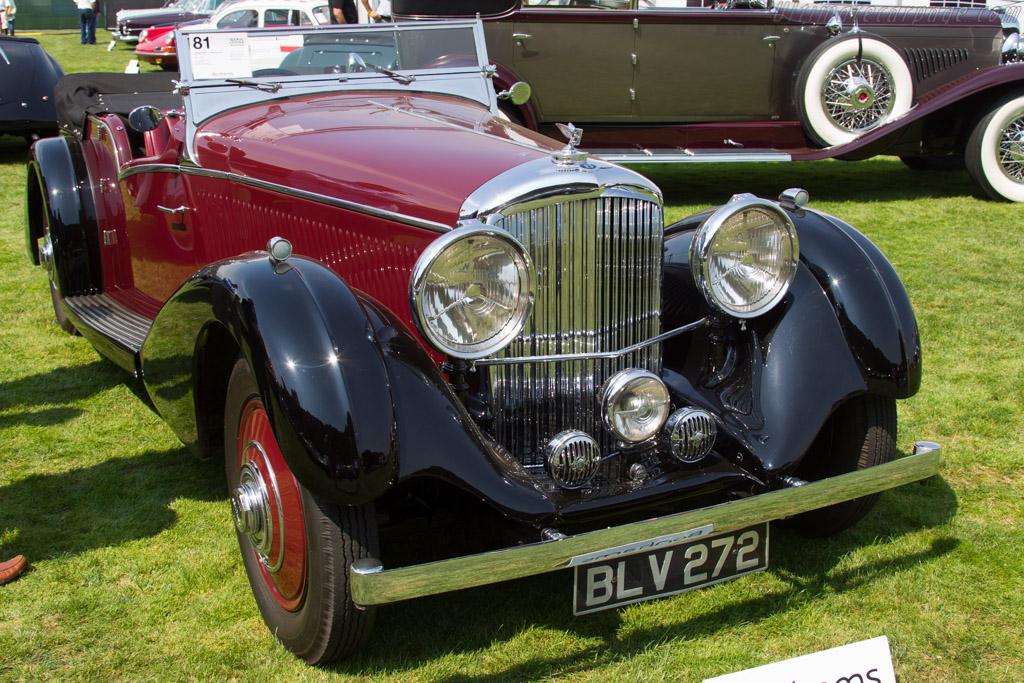 Bentley 4¼-Litre Vanden Plas Tourer - Chassis: B-138-GA   - 2016 Monterey Auctions