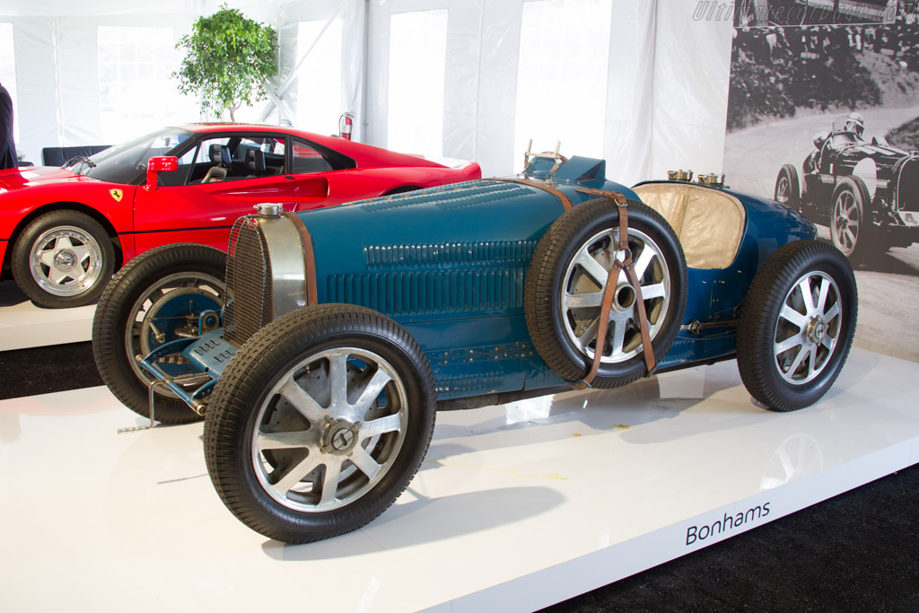 Bugatti Type 51 - Chassis: 51121   - 2016 Monterey Auctions