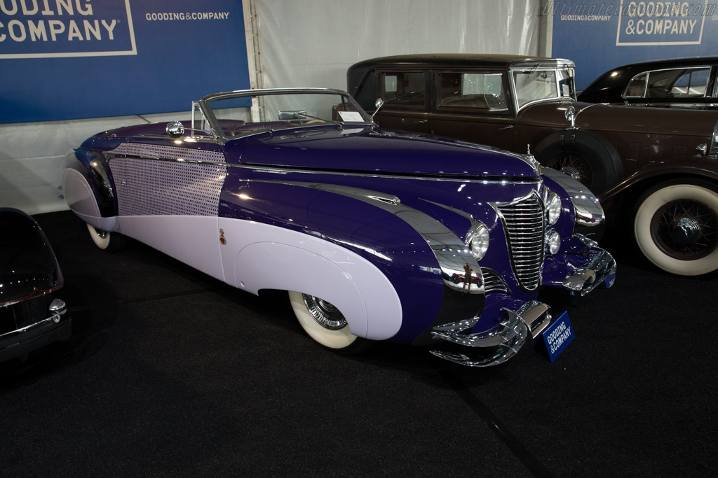 Cadillac Series 62 Saoutchik Cabriolet - Chassis: 486234577   - 2016 Monterey Auctions