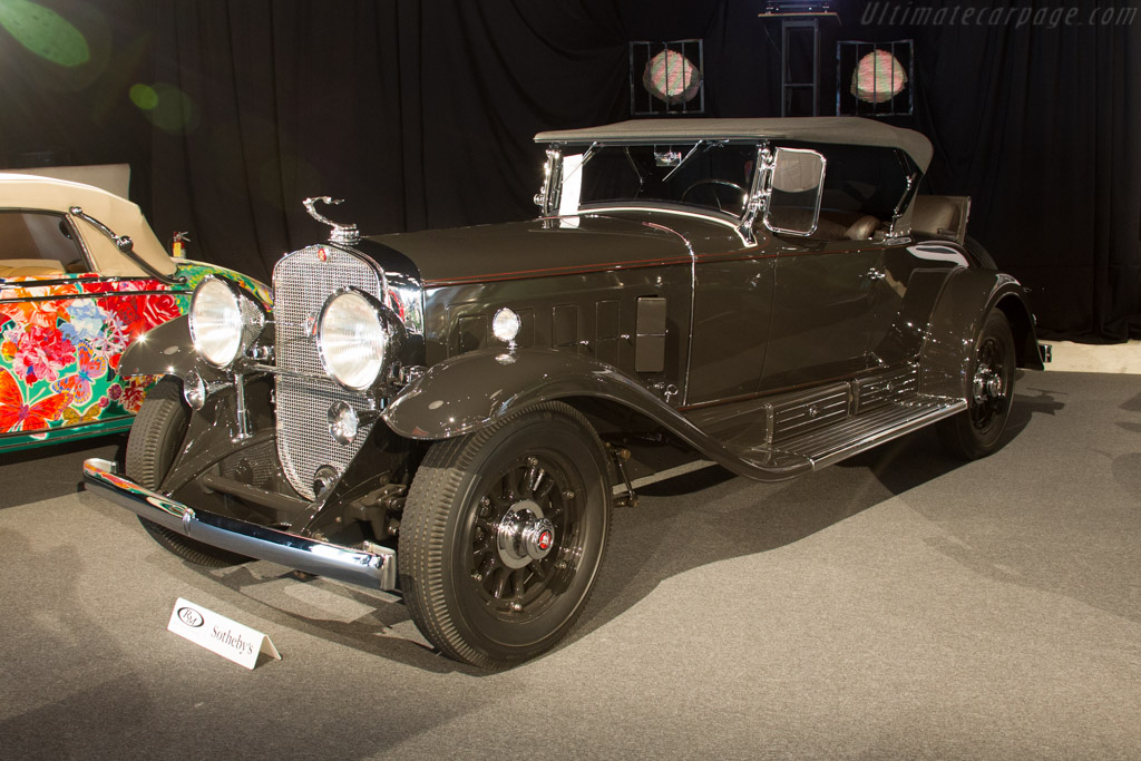 Cadillac V16 Fleetwood Roadster - Chassis: 701432   - 2016 Monterey Auctions