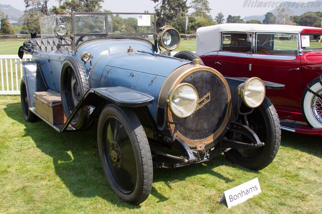 Delauney-Belleville Type O6 45/50 Double Pare-Brise - Chassis: 6563   - 2016 Monterey Auctions