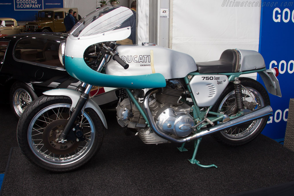 Ducati 750 SS - Chassis: DM750.1 075239   - 2016 Monterey Auctions