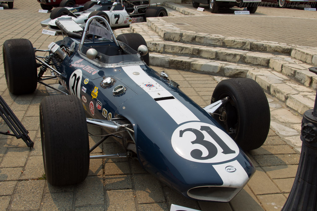 Eagle Mk2 Ford - Chassis: 201   - 2016 Monterey Auctions