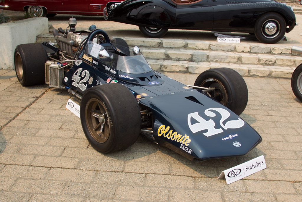 Eagle Mk7 Ford - Chassis: 704   - 2016 Monterey Auctions