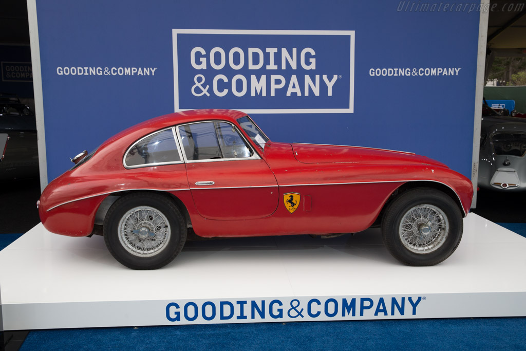 Ferrari 166 MM Berlinetta - Chassis: 0046M   - 2016 Monterey Auctions