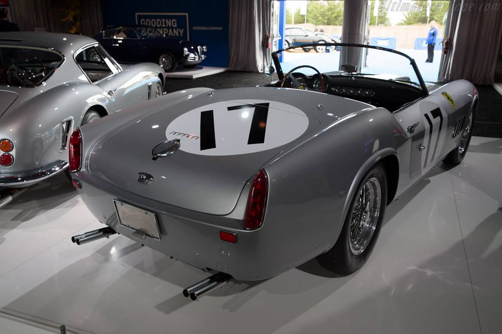 ferrari 250 gt lwb california spider chassis 1603gt 2016 monterey. Cars Review. Best American Auto & Cars Review
