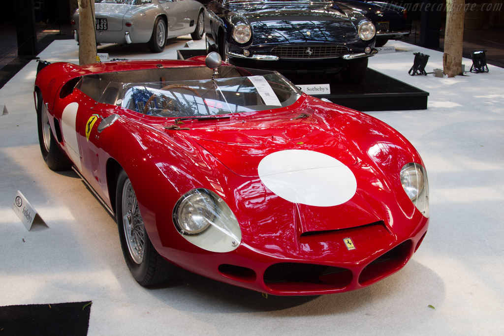 Ferrari 268 SP - Chassis: 0798   - 2016 Monterey Auctions