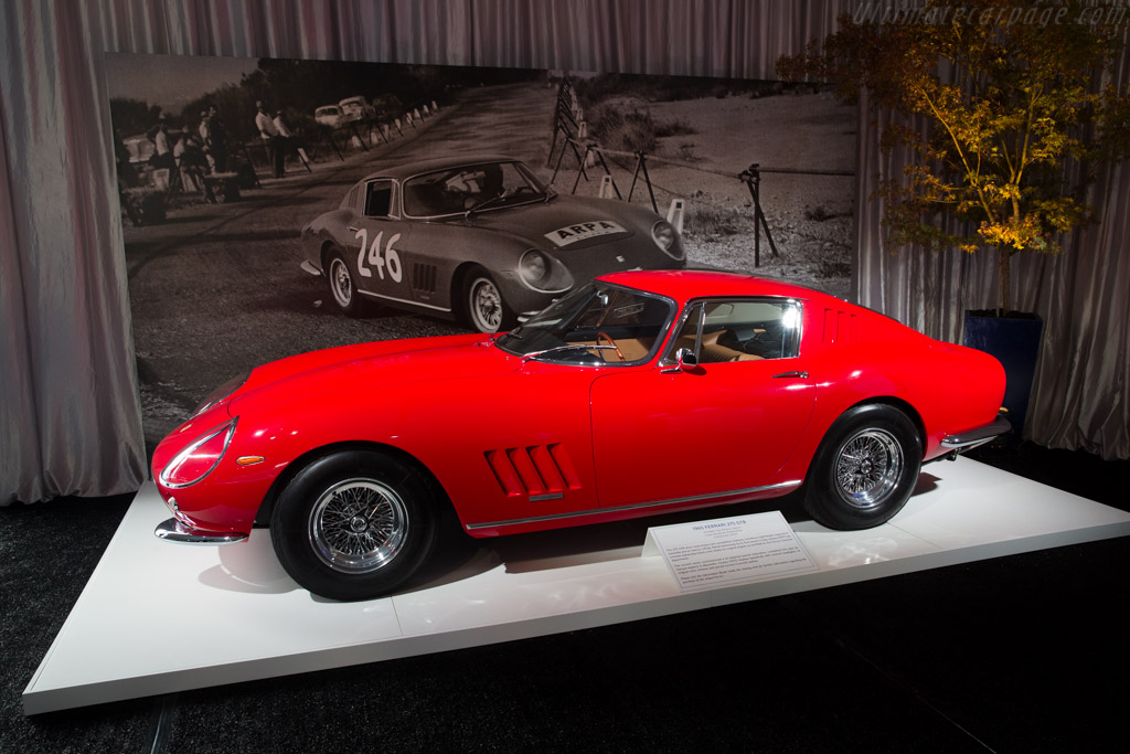 Ferrari 275 GTB - Chassis: 07075   - 2016 Monterey Auctions