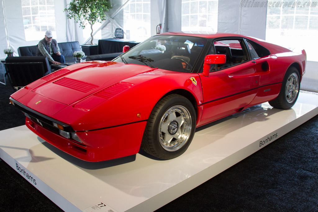 Ferrari 288 GTO - Chassis: 56651   - 2016 Monterey Auctions