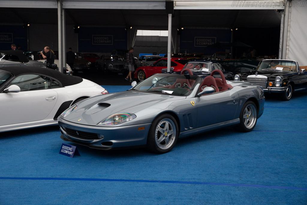 Ferrari 550 Barchetta Chassis 124150 2016 Monterey