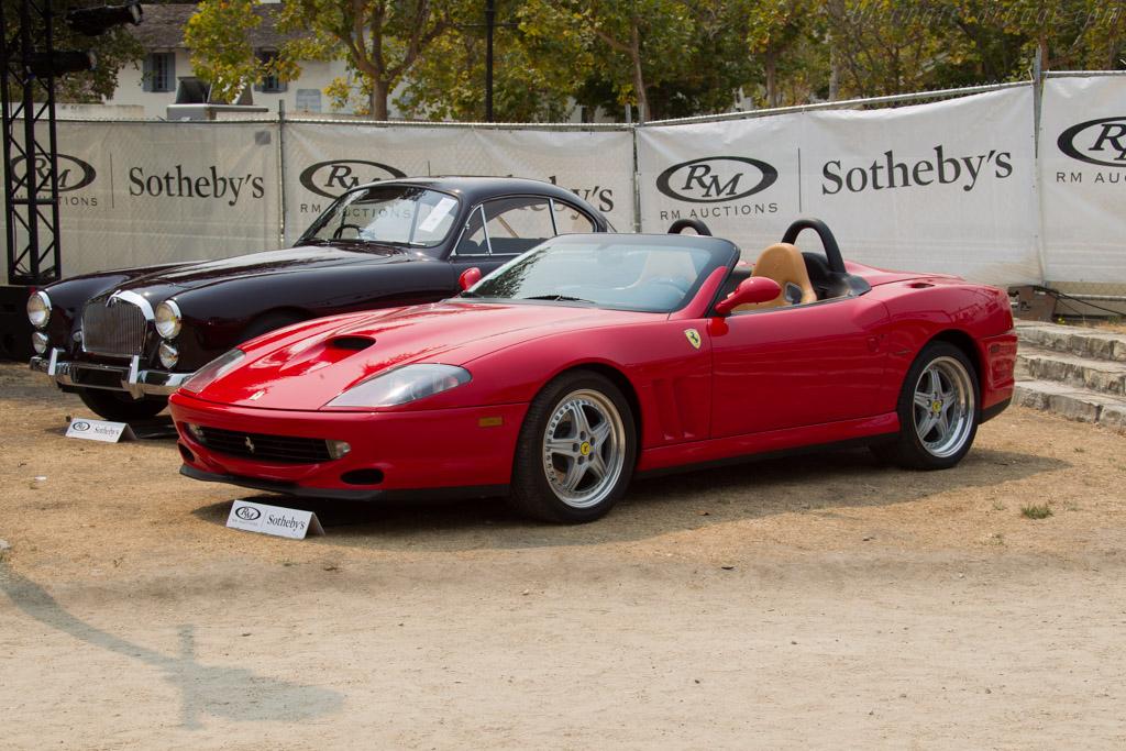 Ferrari 550 Barchetta - Chassis: 124113   - 2016 Monterey Auctions