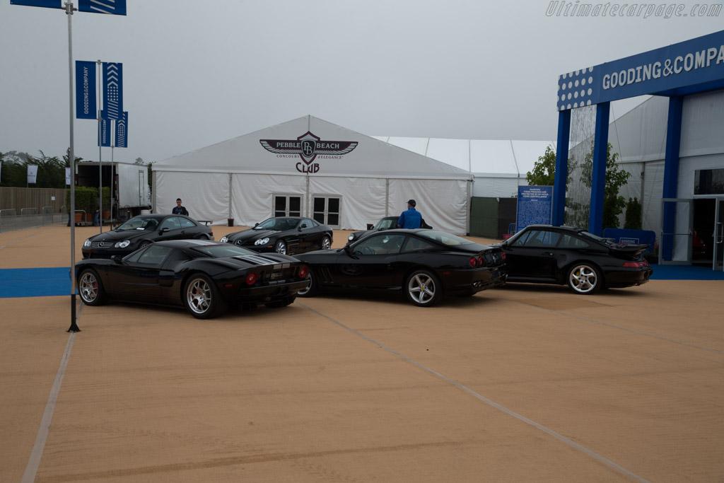 Ferrari 575M - Chassis: 129443   - 2016 Monterey Auctions
