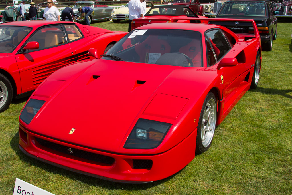 Ferrari F40 - Chassis: 79763   - 2016 Monterey Auctions