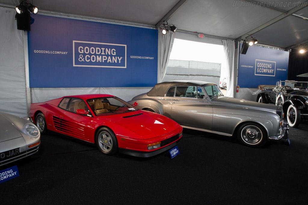 Ferrari Testarossa - Chassis: 84044   - 2016 Monterey Auctions