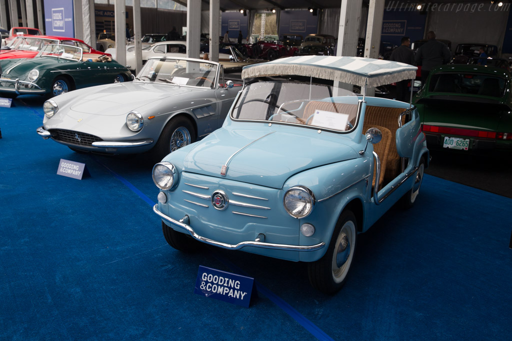 Fiat 600 Jolly - Chassis: 297597   - 2016 Monterey Auctions