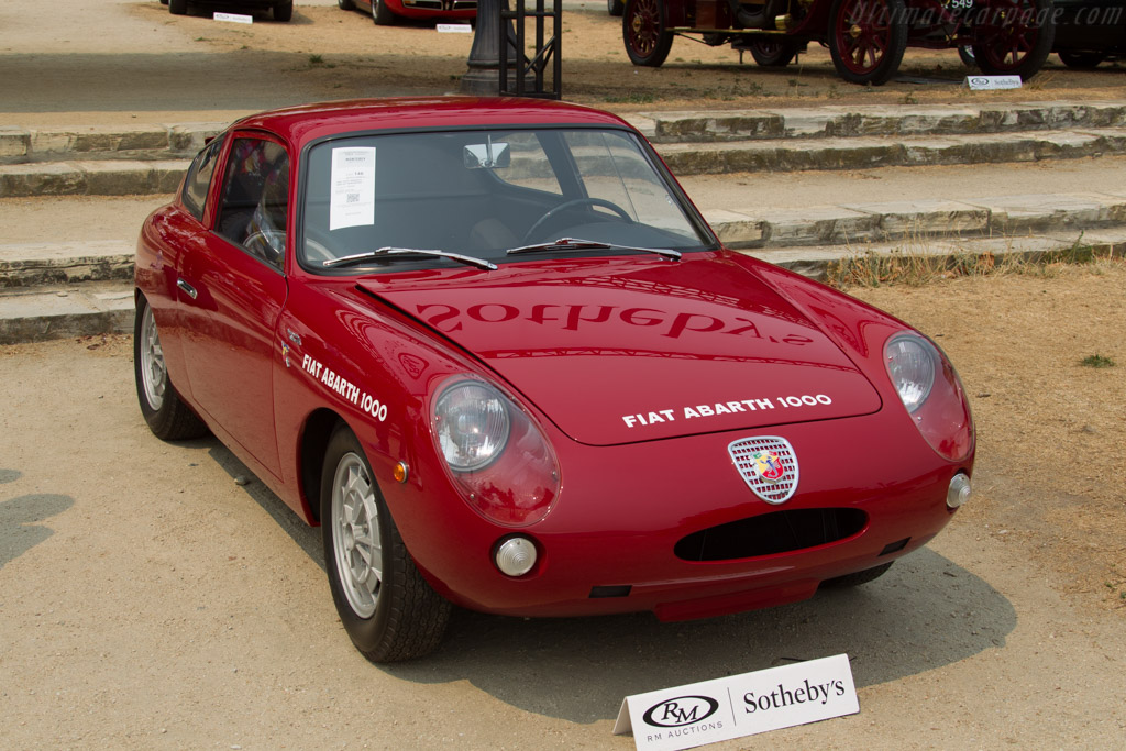 Fiat Abarth 1000 Bialbero - Chassis: 1040293   - 2016 Monterey Auctions