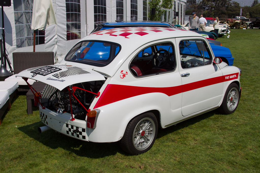 Fiat Abarth 850 TC Tribute - Chassis: 100D 2472263   - 2016 Monterey Auctions