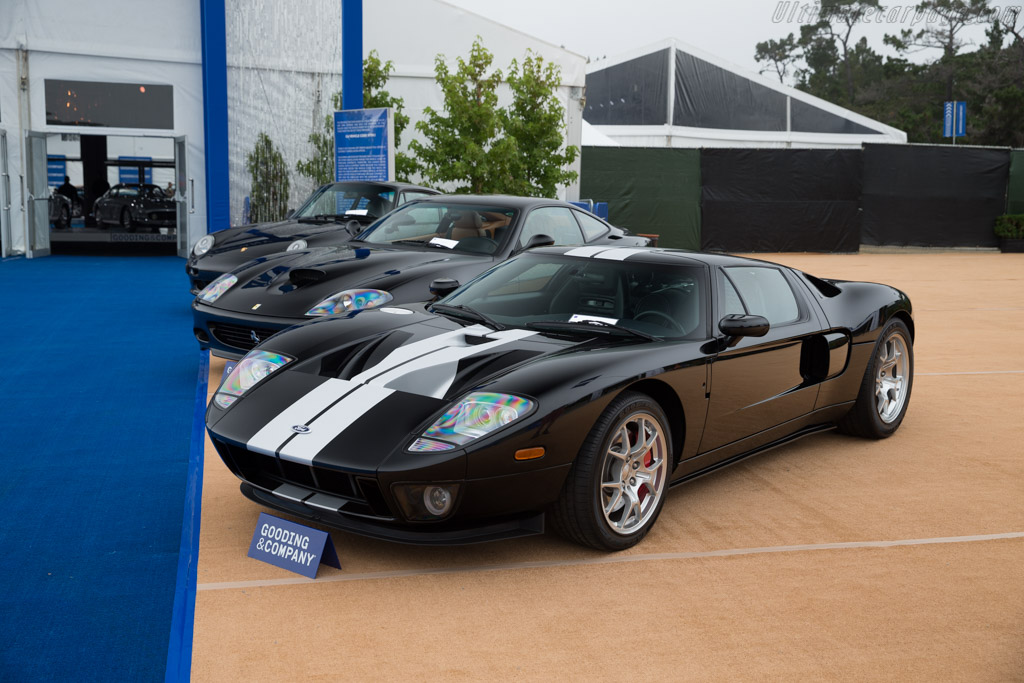 Ford GT - Chassis: 1FAFP90S66Y401676   - 2016 Monterey Auctions