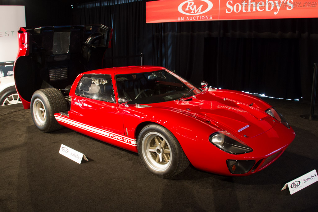 Ford GT40 - Chassis: GT40P/1057   - 2016 Monterey Auctions