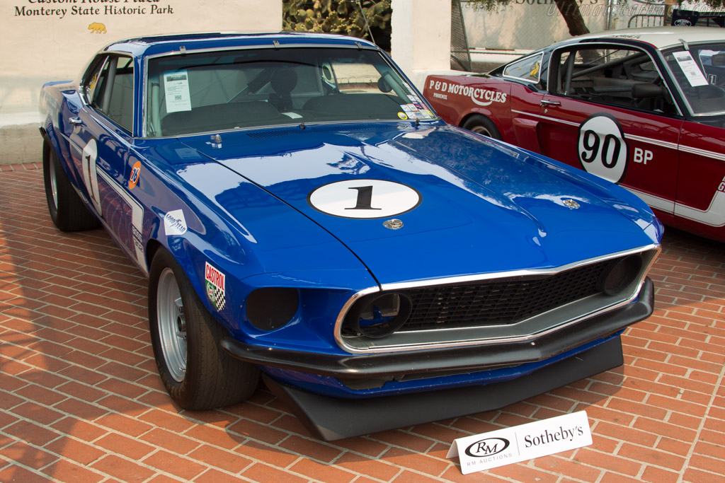 Ford Mustang 302 Trans Am - Chassis: 9F02M148626   - 2016 Monterey Auctions