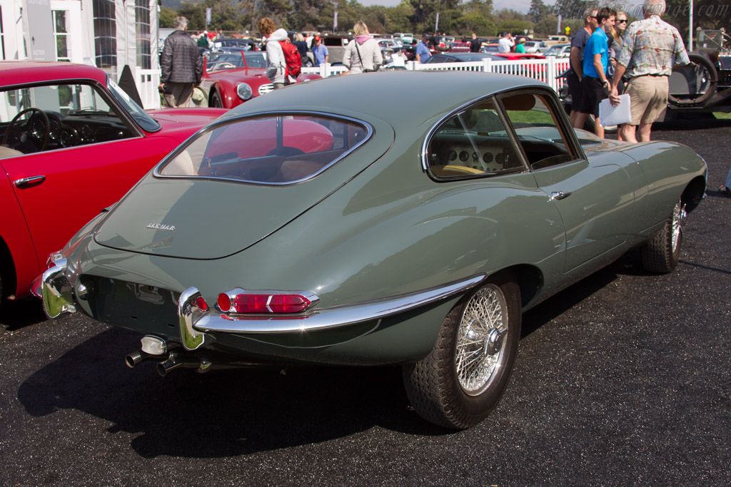 Jaguar E Type >> Jaguar E-Type Coupe - Chassis: 888677 - 2016 Monterey Auctions