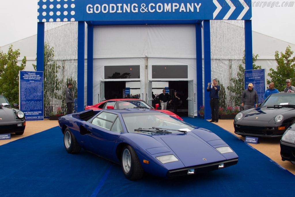 Lamborghini Countach - Chassis: 1120154   - 2016 Monterey Auctions
