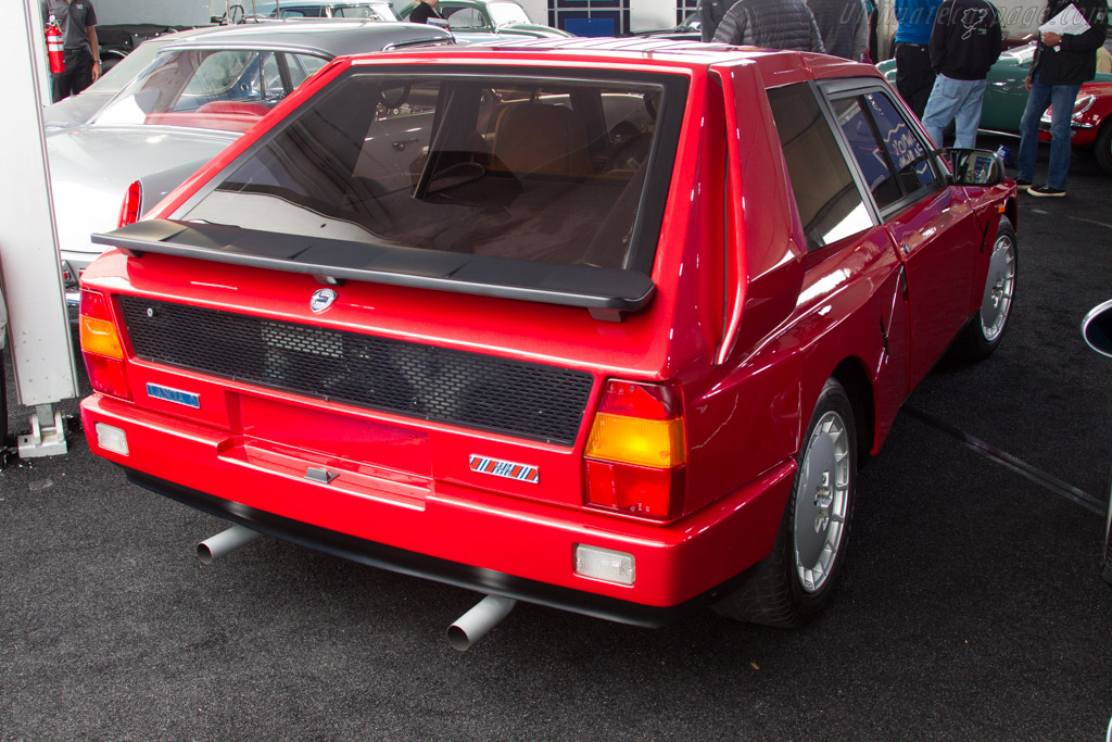 Lancia Delta S4 Stradale - Chassis: ZLA038AR000000033   - 2016 Monterey Auctions