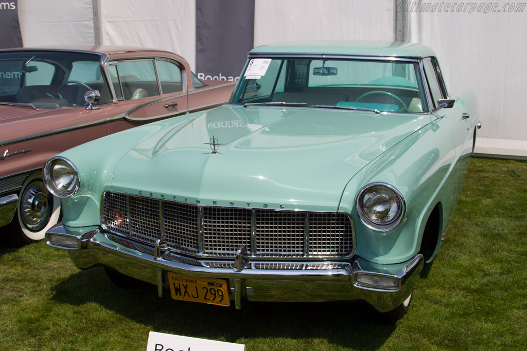 Lincoln Continental Mk2 Coupe - Chassis: C56C2486   - 2016 Monterey Auctions