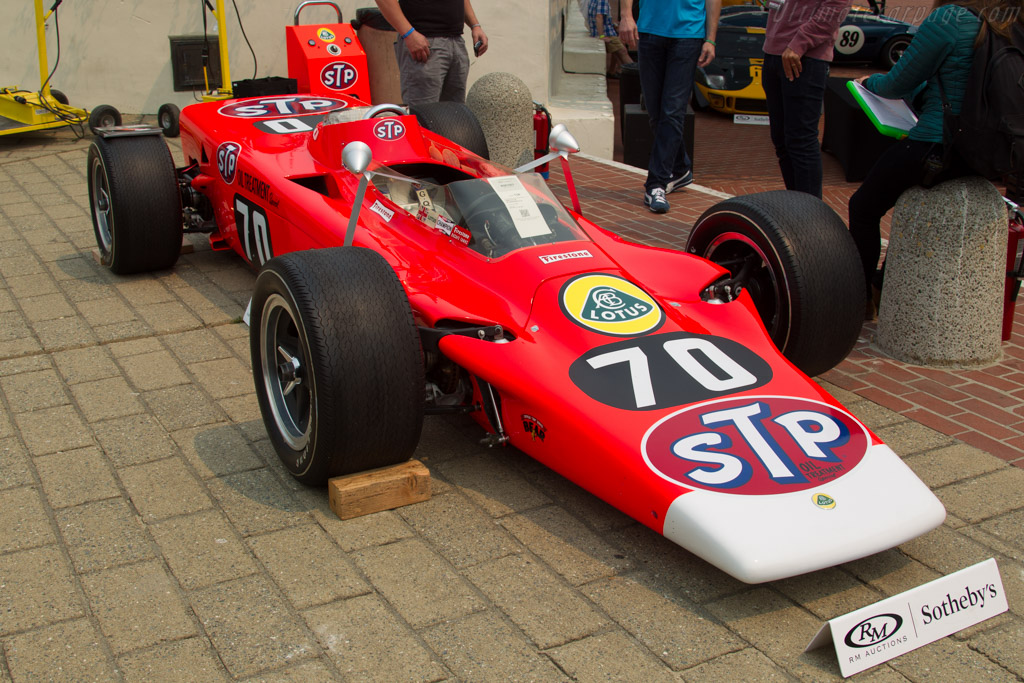 Lotus 56 - Chassis: 56/3   - 2016 Monterey Auctions