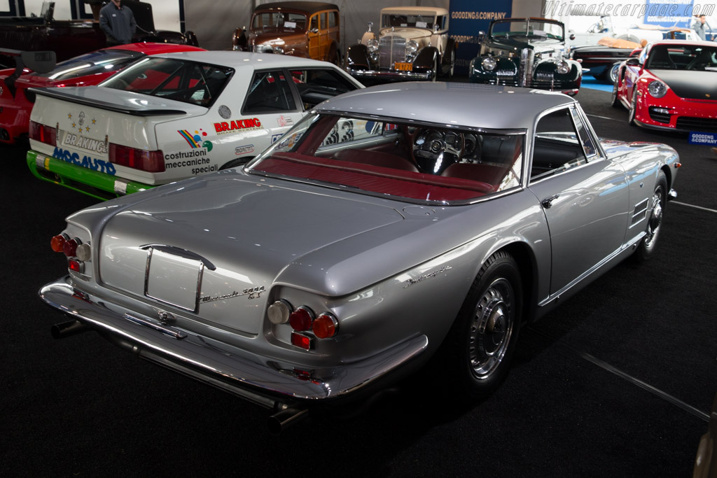 Maserati 5000 GT Allemano Coupe - Chassis: 103.014   - 2016 Monterey Auctions