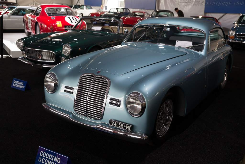 Maserati A6 1500 Coupe - Chassis: 060   - 2016 Monterey Auctions