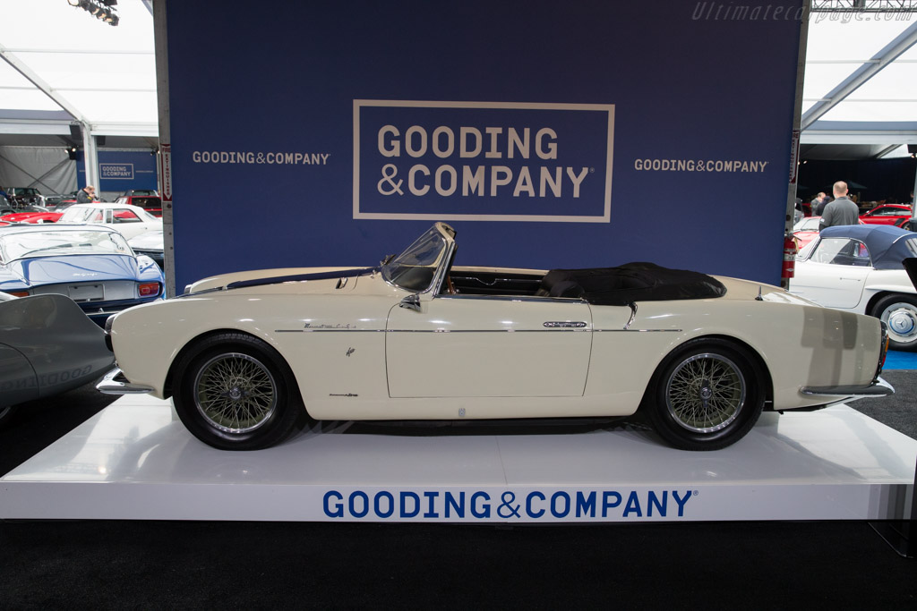 Maserati A6G/54 Frua Spider - Chassis: 2191   - 2016 Monterey Auctions