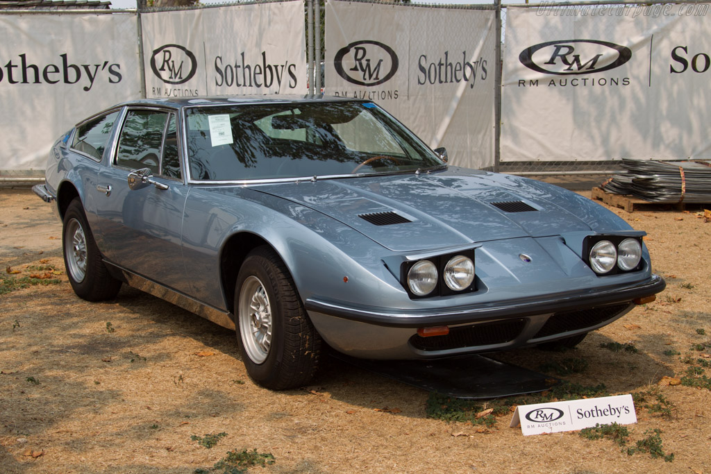 Maserati Indy - Chassis: AM116/47.706   - 2016 Monterey Auctions
