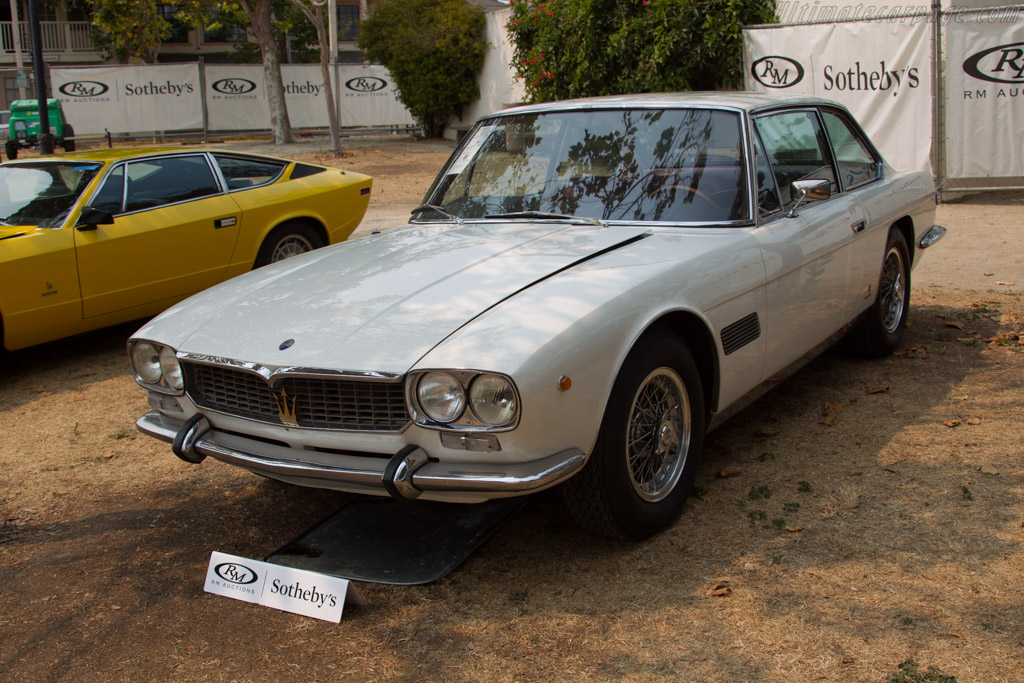 Maserati Mexico - Chassis: AM112/1.216   - 2016 Monterey Auctions