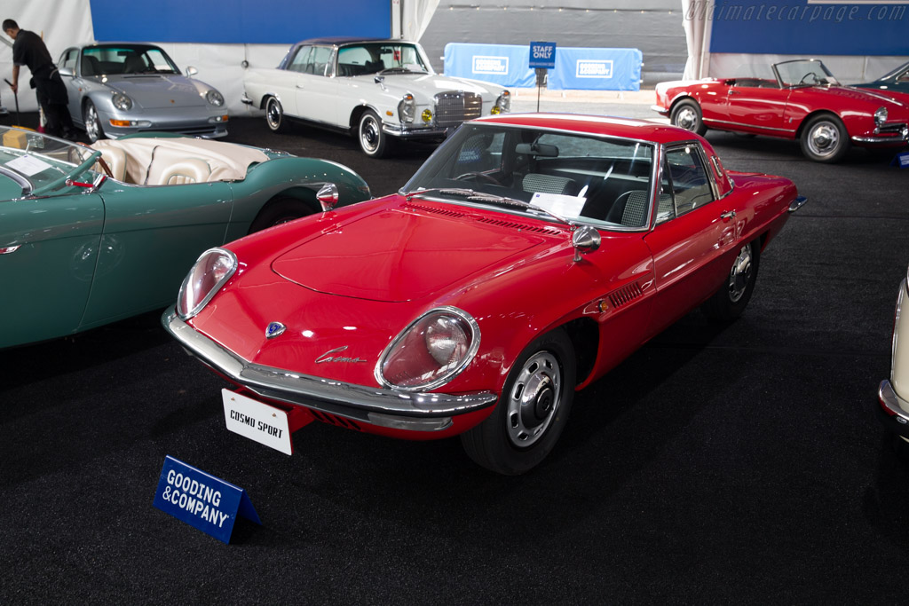 Mazda Cosmo Sport - Chassis: L10A-10394   - 2016 Monterey Auctions