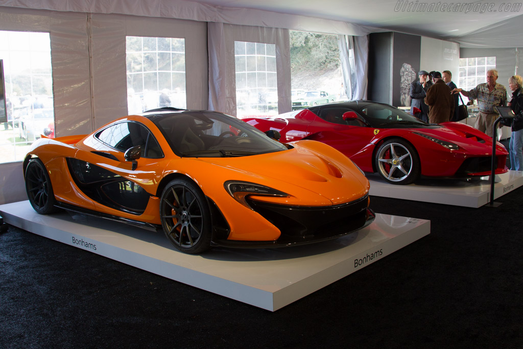 McLaren P1 - Chassis: SBM12ABA6EW000090   - 2016 Monterey Auctions