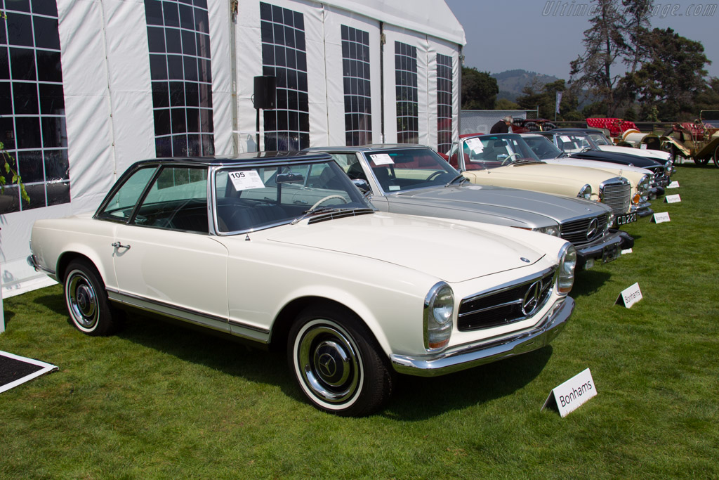 Mercedes-Benz 230 SL - Chassis: 113.042.10.008833   - 2016 Monterey Auctions