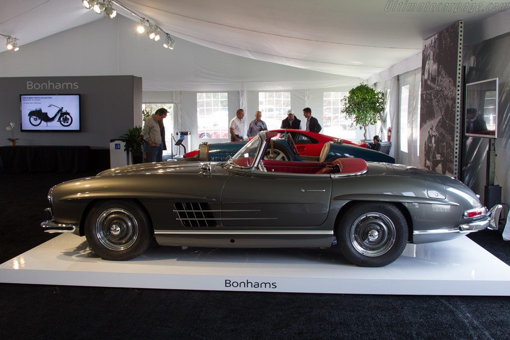 Mercedes-Benz 300 SL Roadster - Chassis: 198.042.7500251 ...