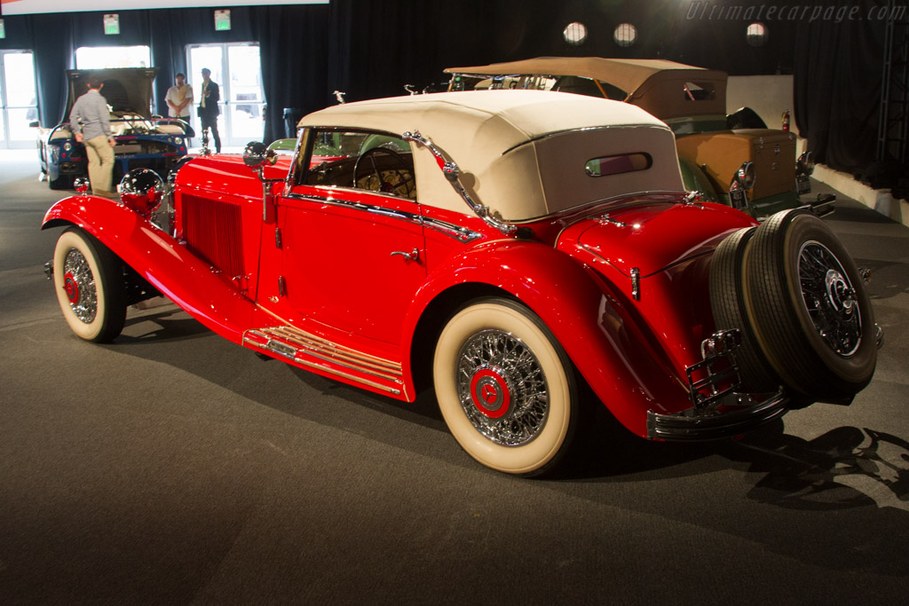 Mercedes-Benz 500 K Cabriolet A - Chassis: 105391   - 2016 Monterey Auctions