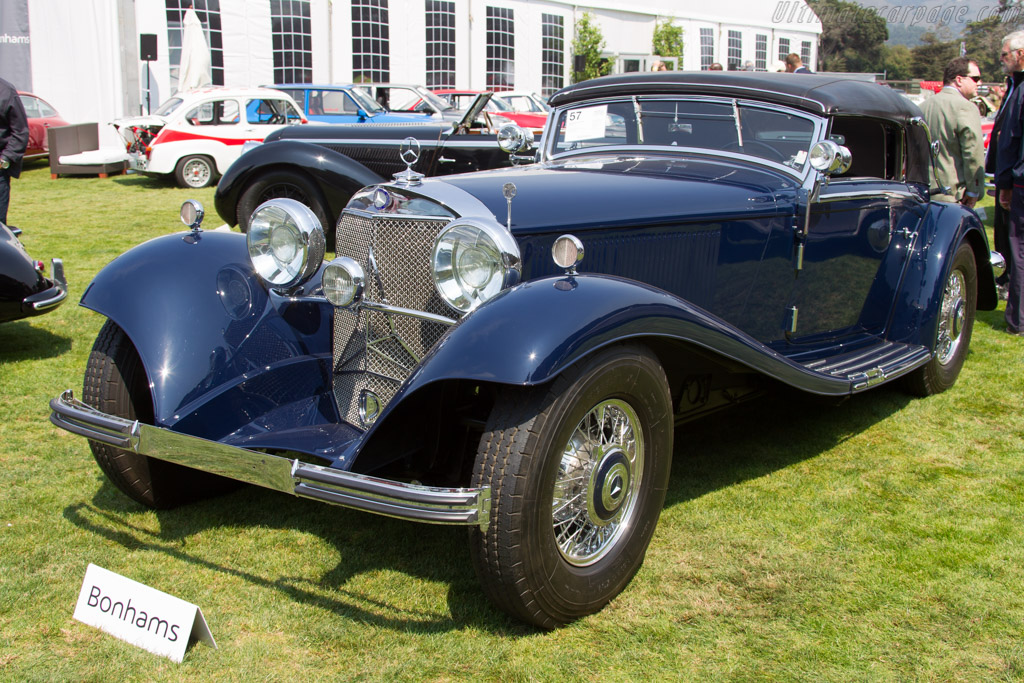 Mercedes-Benz 500 K Cabriolet A - Chassis: 113717   - 2016 Monterey Auctions