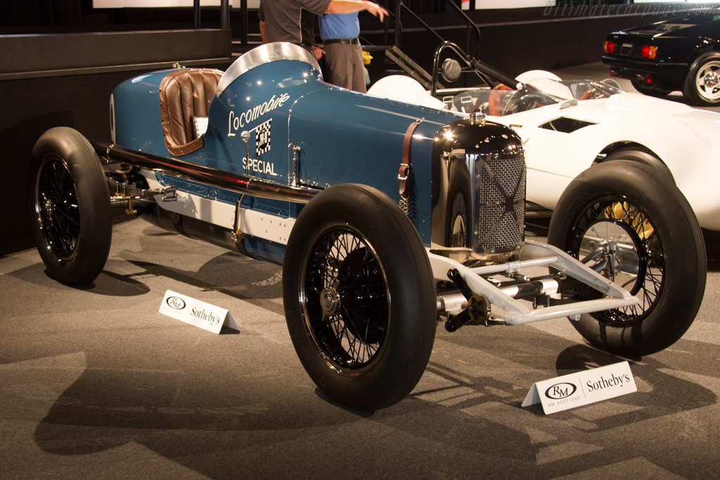 Miller 91 - Chassis: 80-04   - 2016 Monterey Auctions