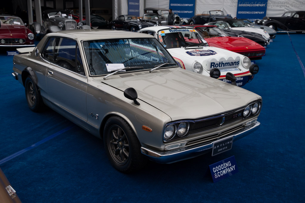 Nissan Skyline GT-R Hakosuka - Chassis: KPGC10-001443   - 2016 Monterey Auctions