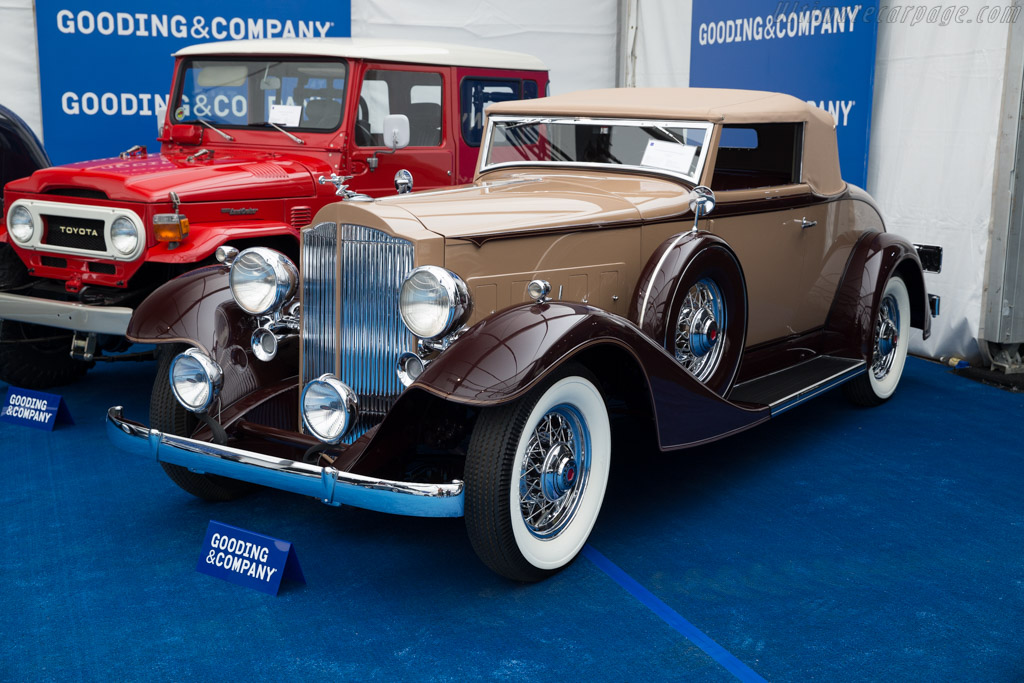 Packard Eight Coupe Roadster - Chassis: 60983   - 2016 Monterey Auctions